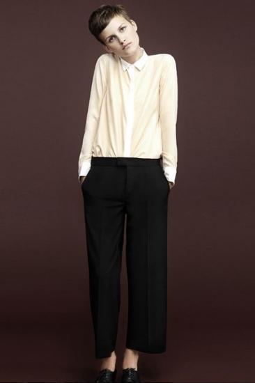 Zara Eylül 2011 lookbook 01