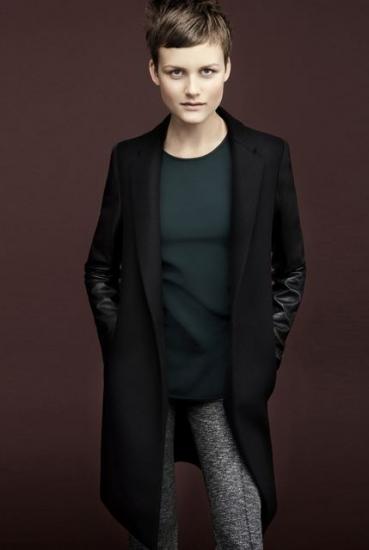 Zara Eylül 2011 lookbook 02