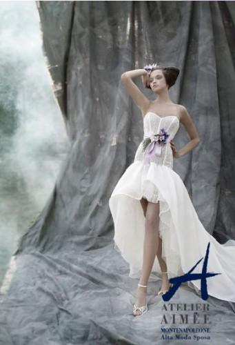 Haute couture gelinlik modelleri