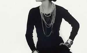 chanel küçük siyah elbise