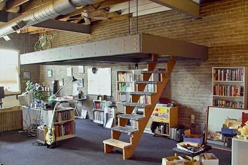Loft Dekorasyon Örnekleri