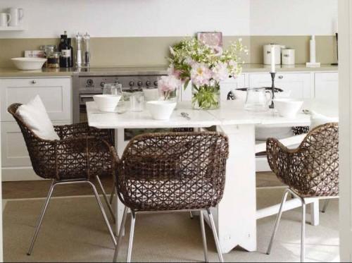 Mutfak masası ve sandalyeleri