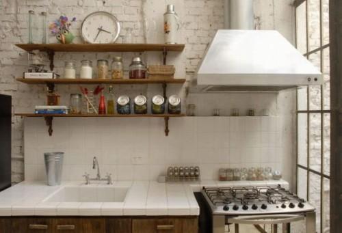 Mutfaktan bir görüntü