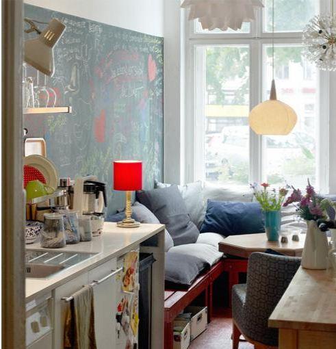 Berlin 39 den ikea mobilyalar yla dolu bir ev stil defteri for 30 m2 salon dekorasyonu