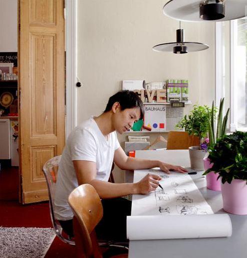 Yemek masası ve çalışma masası